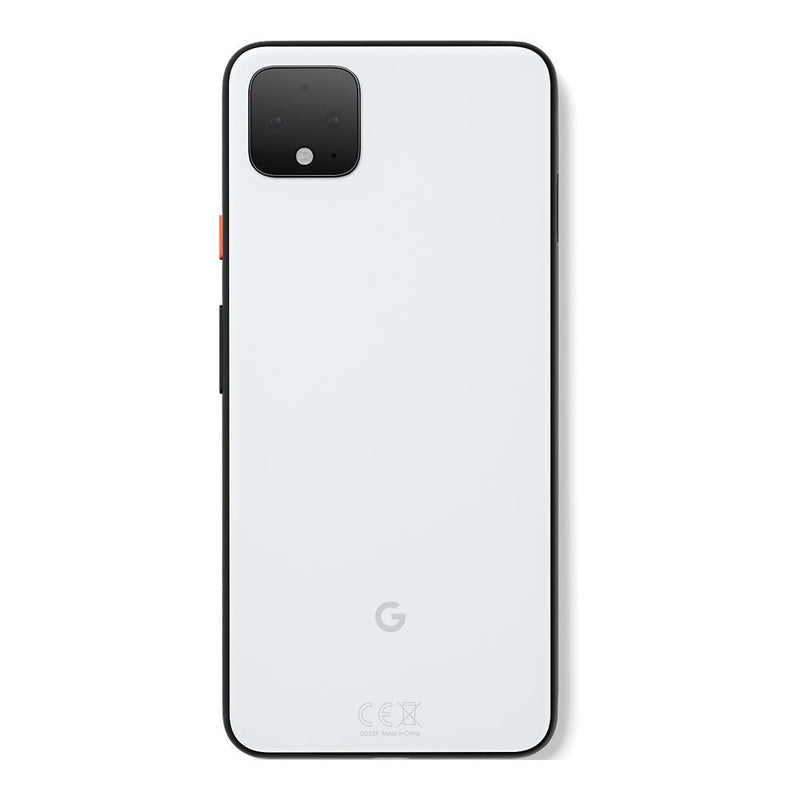 Google Pixel 4 XL (128GB, Clearly White, Special Import)-Smartphones (New)-Connected Devices