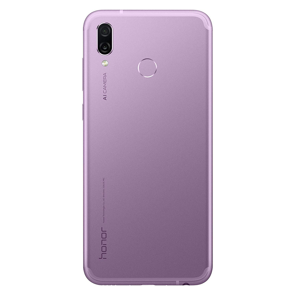 Huawei Honor Play (64GB, Dual Sim, Purple, Special Import)