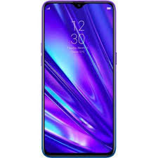 Realme 5 Pro (128GB, 4GB RAM, Dual Sim, Sparkling Blue, Special Import)-Smartphones (New)-Connected Devices