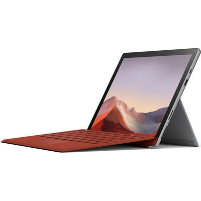 Microsoft Surface Pro 7 (i7, 16GB, 256GB, Platinum, Special Import)-Laptop (new)-Connected Devices
