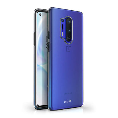 Olixar Ultra-Thin OnePlus 8 Pro Case (100% Clear, Special Import)-Accessories - Smartphones - Cases-Connected Devices