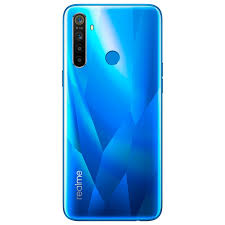 Realme 5 (128GB, 4GB RAM, Dual Sim, Crystal Blue, Special Import)-Smartphones (New)-Connected Devices