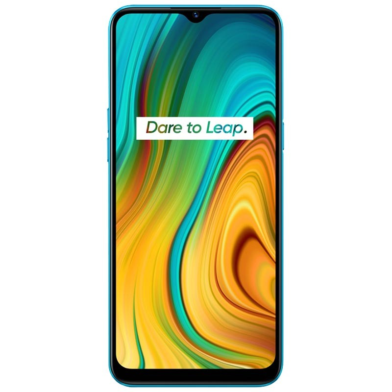Realme C3 (64GB, 3GB RAM, Dual Sim, Blue, Special Import-Smartphones (New)-Connected Devices