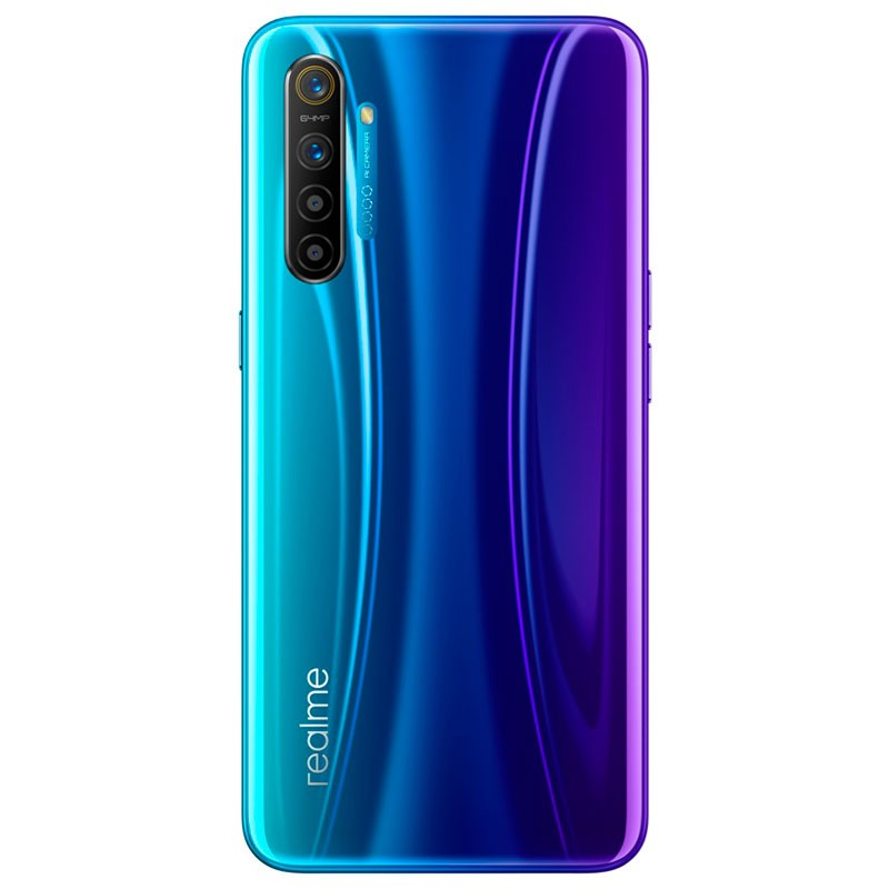 Realme X2 (128GB, 8GB RAM, Dual Sim, Pearl Blue, Special Import)-Smartphones (New)-Connected Devices