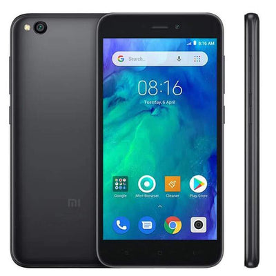 Xiaomi Redmi Go (16GB, Dual Sim, Black, Special Import)-Smartphones (New)-Connected Devices