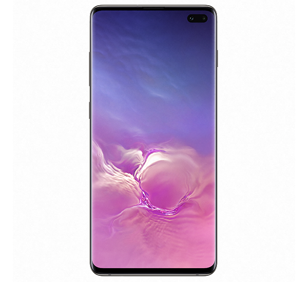 Samsung Galaxy S10 Plus (128GB, Single Sim, Prism Black, Local Stock)-Smartphones (New)-Connected Devices