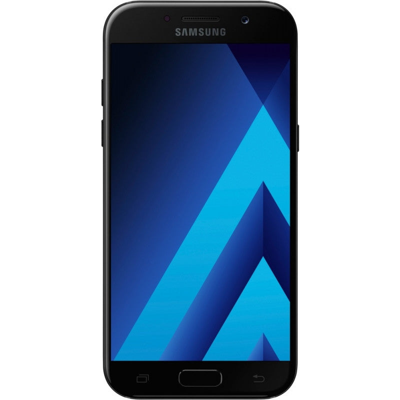 Samsung Galaxy A5 (2017, Black Sky, Local Stock)