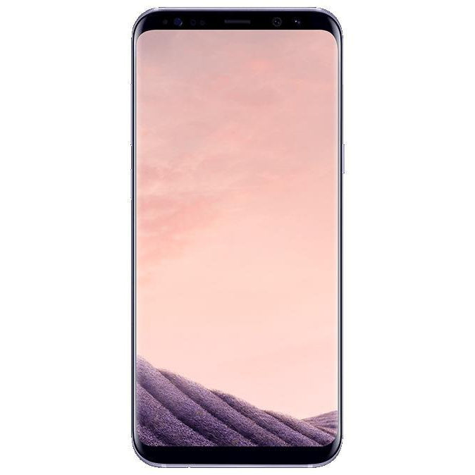Samsung Galaxy S8 Plus (64GB, Orchid Grey, Local Stock)-Smartphones (New)-Connected Devices