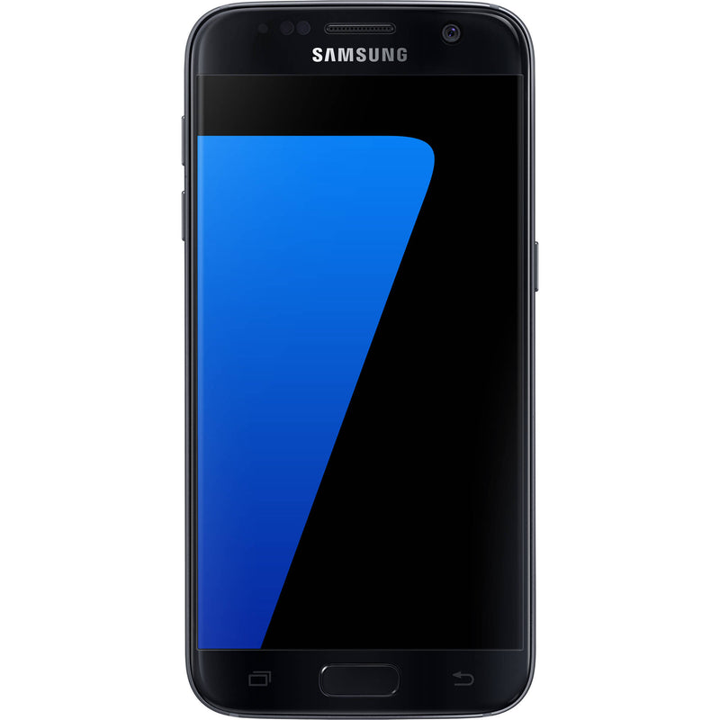 Samsung Galaxy S7 (Black Onyx, 32gb, Local Stock)-Smartphones (New)-Connected Devices