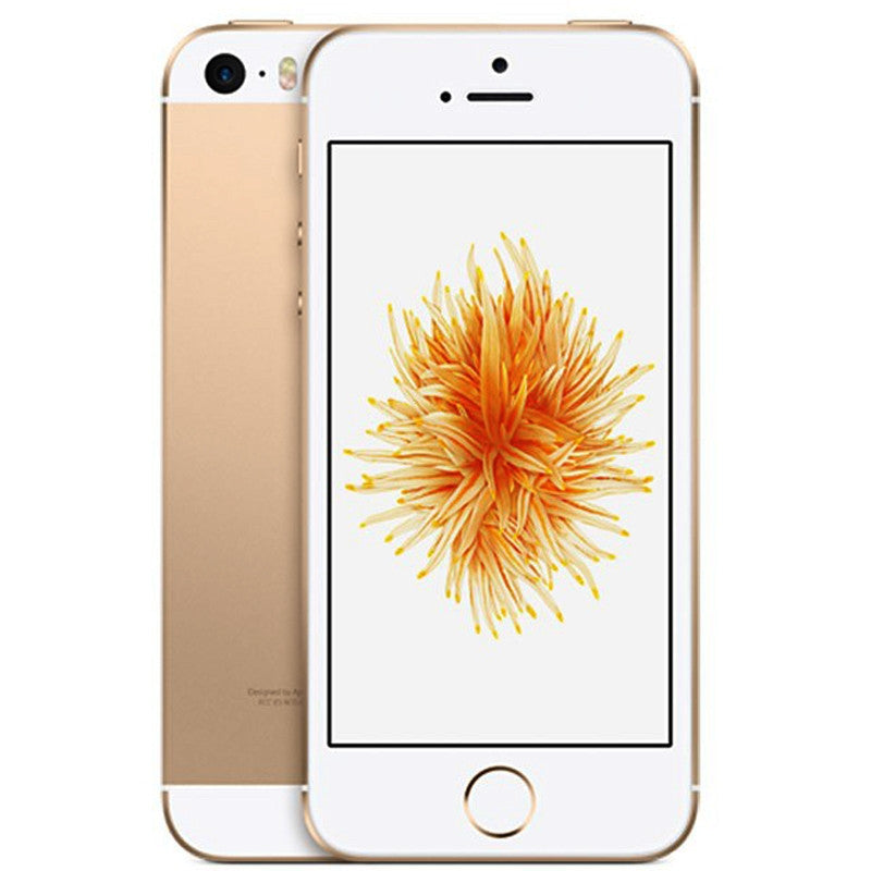 Apple iPhone SE (64GB, Gold, Special Import)