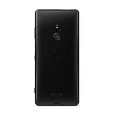 Sony Xperia XZ3 (64GB, Black, Special Import)-Smartphones (New)-Connected Devices