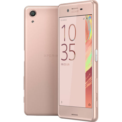 Sony Xperia X Performance (32GB, Rose Gold, Special Import)-Smartphones (New)-Connected Devices