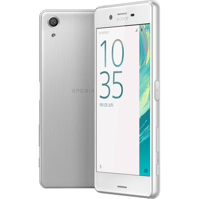 Sony Xperia X Performance (32GB, White, Special Import)-Smartphones (New)-Connected Devices