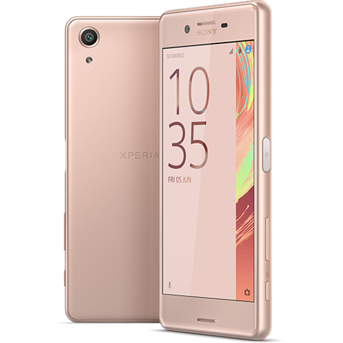 Sony Xperia X (64GB, Rose Gold, Dual Sim, Special Import)