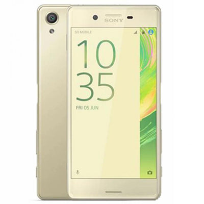 Sony Xperia X (32GB, Lime Gold, Special Import)-Smartphones (New)-Connected Devices