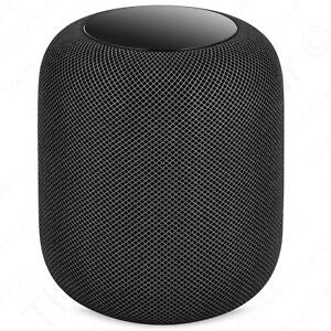Apple Homepod (Space Grey, Special Import)-Connected Home - Speakers-Connected Devices