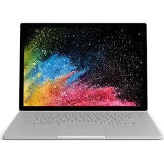 "Microsoft Surface Book 2 (15"", Intel i7, 16GB, 512GB, Silver, Special Import)-Tablets (New)-Connected Devices"