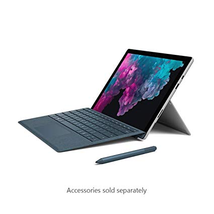 Microsoft Surface Pro 6 (i5, 8gb, 128gb, Platinum, Special Import)