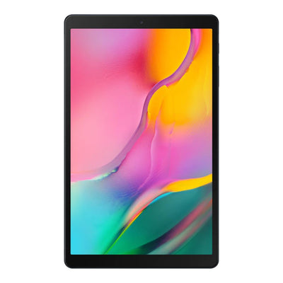 "Samsung Galaxy Tab A 10.1"" (2019, WiFi, 64GB, Black, Special Import)-Tablets (New)-Connected Devices"