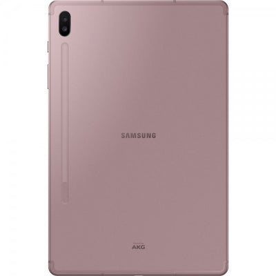 Samsung Galaxy Tab S6 10.5 (128GB, Rose Blush, WiFI, Special Import)-Tablets (New)-Connected Devices