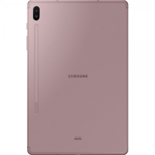 Samsung Galaxy Tab S6 10.5 (128GB, Rose Blush, LTE, Special Import)