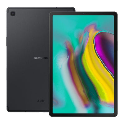 Samsung Galaxy Tab S5e 10.5 (Black, 64GB, WiFi, Special Import)-Tablets (New)-Connected Devices