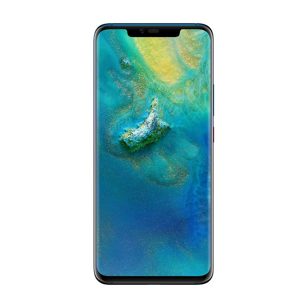 Huawei Mate 20 Pro (128GB, Twilight, Dual Sim, Special Import)-Smartphones (New)-Connected Devices