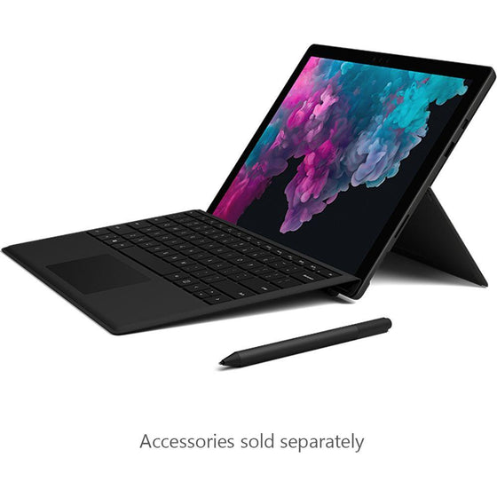 Microsoft Surface Pro 6 (i7, 8GB, 256GB, Black, Special Import)
