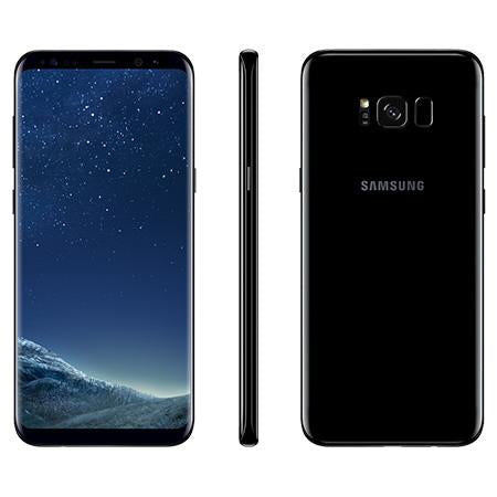 Samsung Galaxy S8 Plus (64GB, Midnight Black, Local Stock)