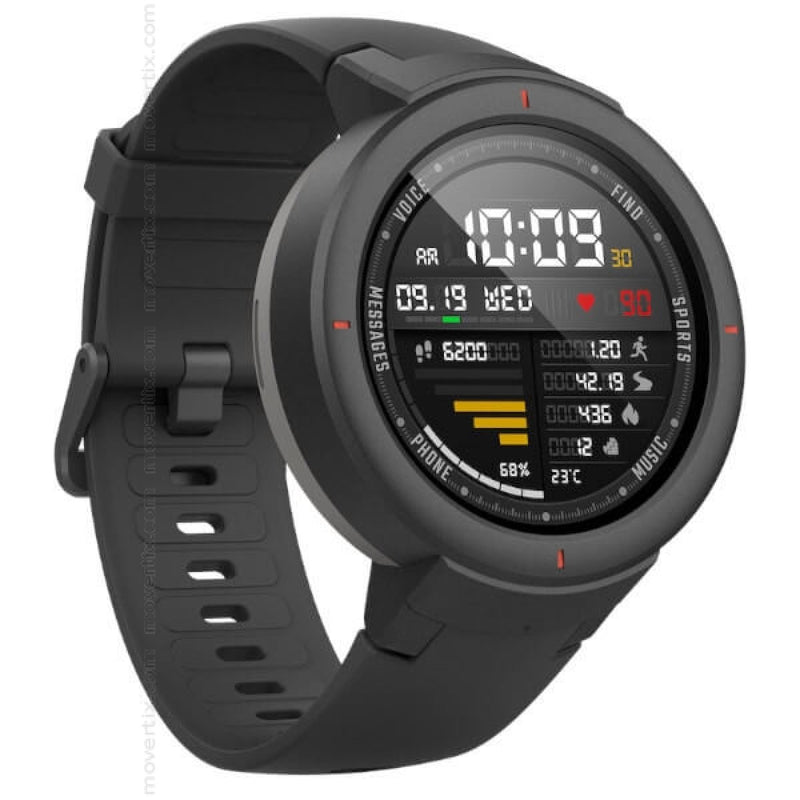 Xiaomi Amazfit Verge Watch (Bluetooth, Grey, Special Import)