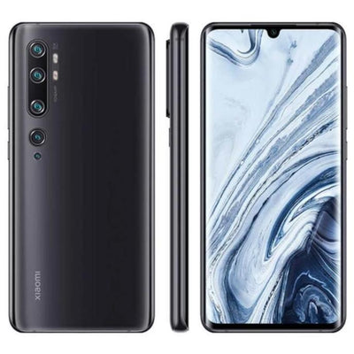 Xiaomi Mi Note 10 (128GB, Dual Sim, Black, Special Import)-Smartphones (New)-Connected Devices
