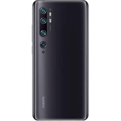 Xiaomi Mi Note 10 Pro (256GB, Dual Sim, Black, Special Import)-Smartphones (New)-Connected Devices