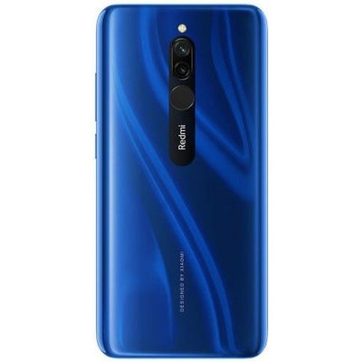 Xiaomi Redmi 8 (32GB, Dual Sim, Blue, Special Import)-Smartphones (New)-Connected Devices
