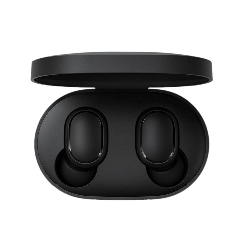 Xiaomi Mi True Wireless Earbuds (Black, Special Import)-Wearables (New)-Connected Devices