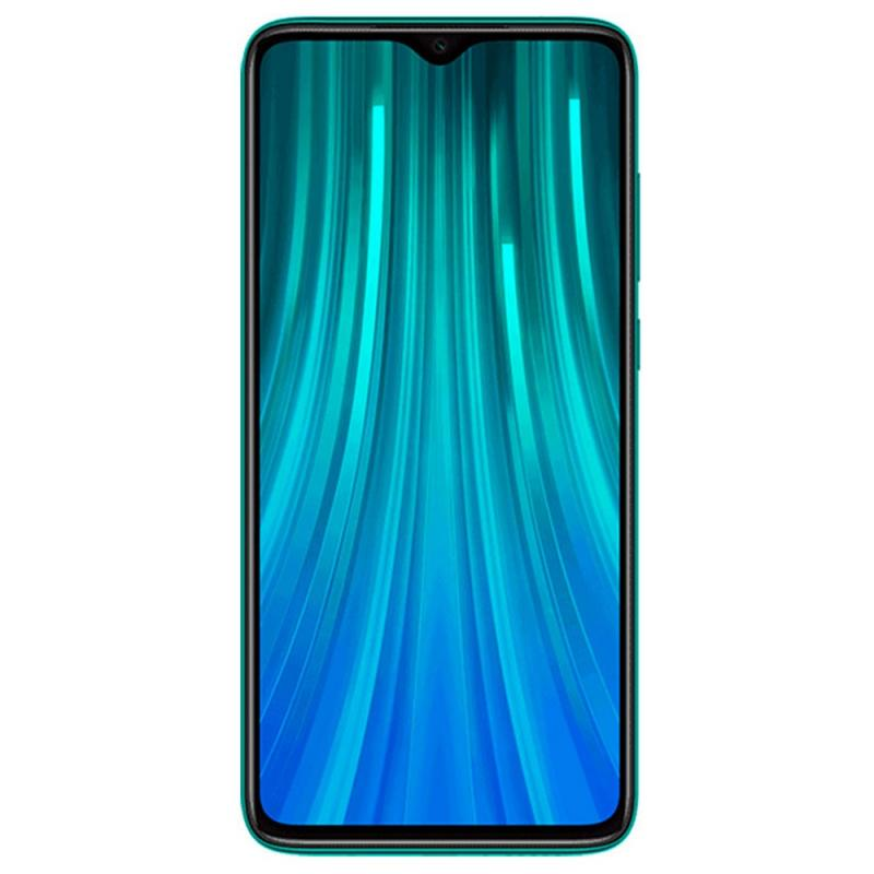 Xiaomi Redmi Note 8 Pro (64GB, Dual Sim, Green, Special Import)-Smartphones (New)-Connected Devices