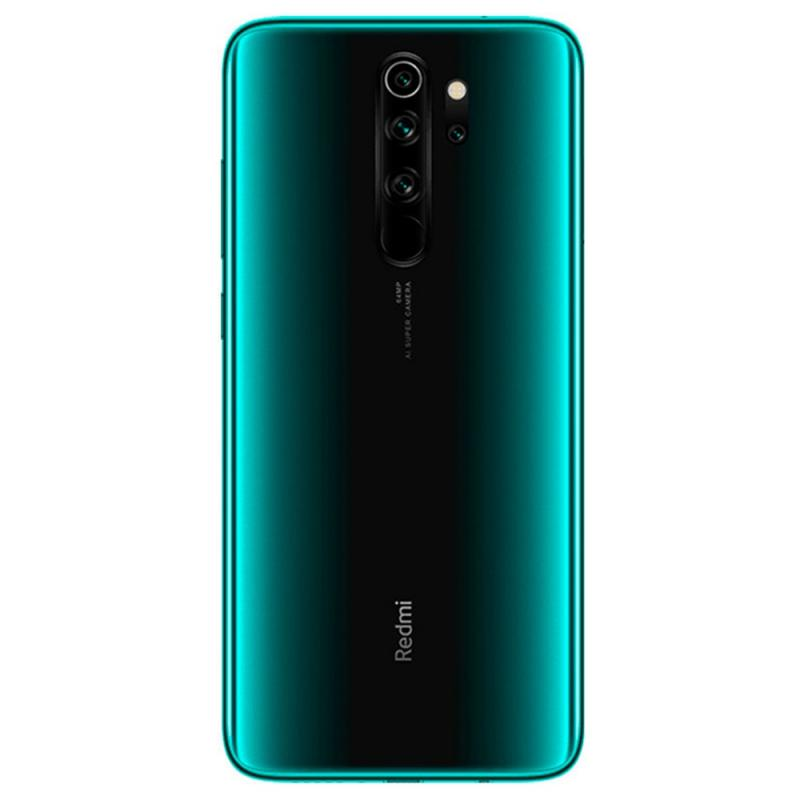 Xiaomi Redmi Note 8 Pro (64GB, Dual Sim, Green, Special Import)
