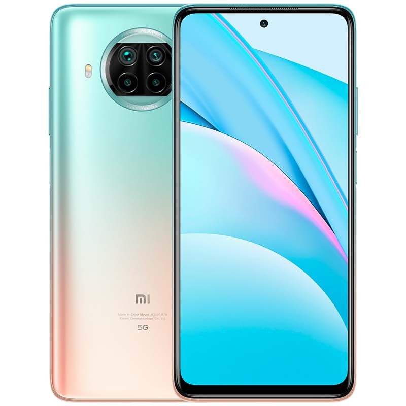 Xiaomi Mi 10T Lite 5G (128GB, Dual Sim, Rose Gold, Special Import)-Smartphones (New)-Connected Devices