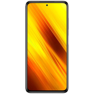 Xiaomi Pocophone X3 NFC (128GB, 6GB RAM, Dual Sim, Grey, Special Import)-Smartphones (New)-Connected Devices