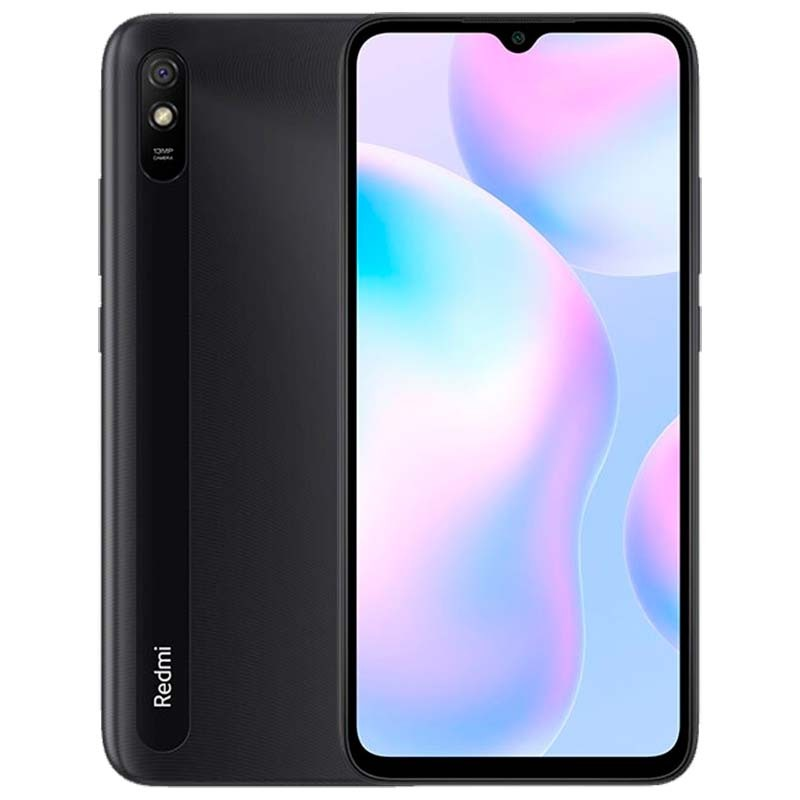 Xiaomi Redmi 9A (32GB, Dual Sim, Granite Grey, Local Stock)-Smartphones (New)-Connected Devices