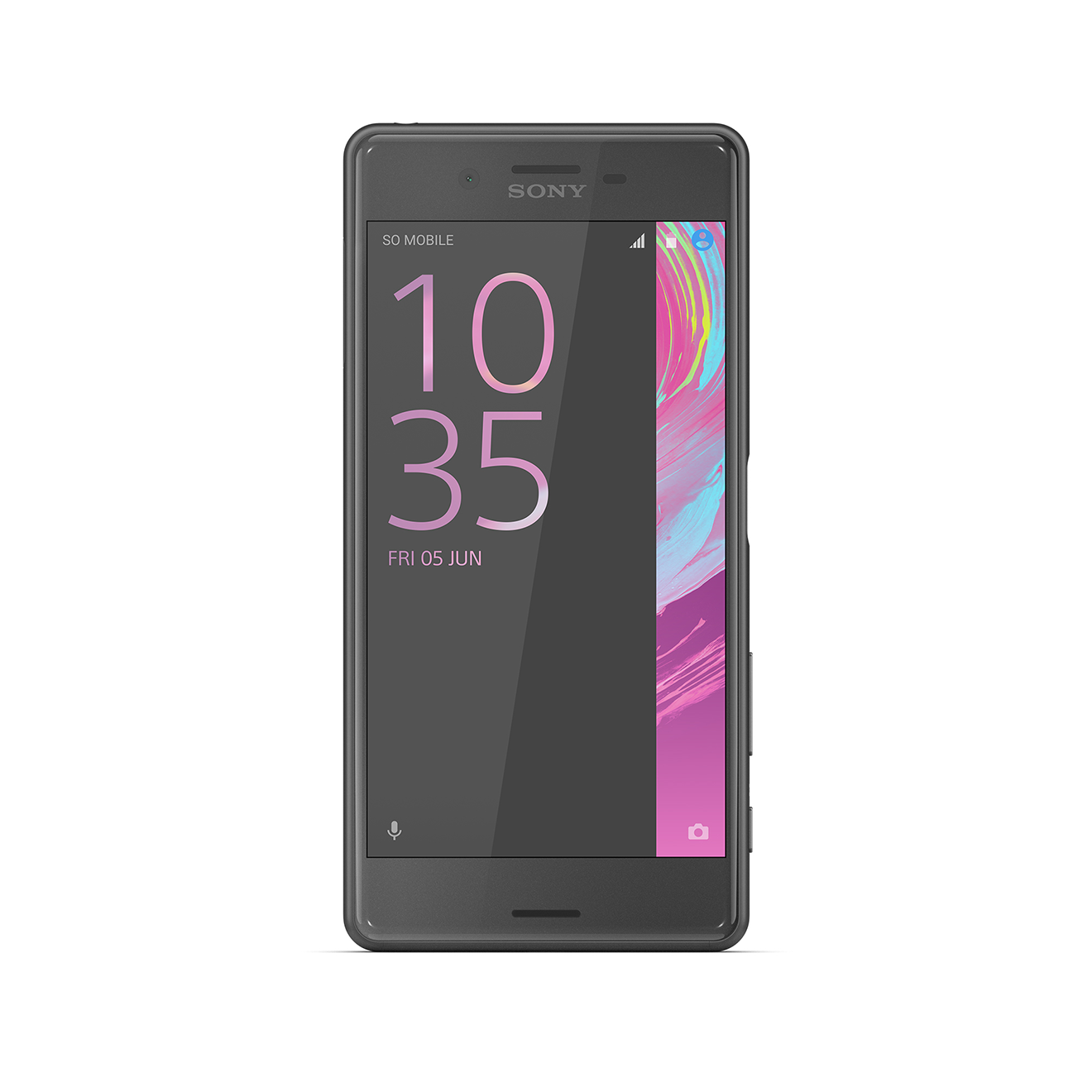 Sony Xperia X Performance (32GB, Black, Special Import)-Smartphones (New)-Connected Devices