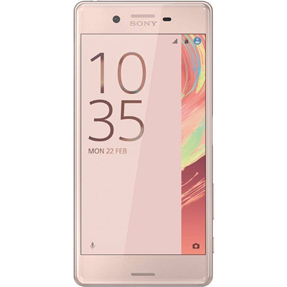 Sony Xperia X Performance (64GB, Rose Gold, Dual Sim, Special Import)