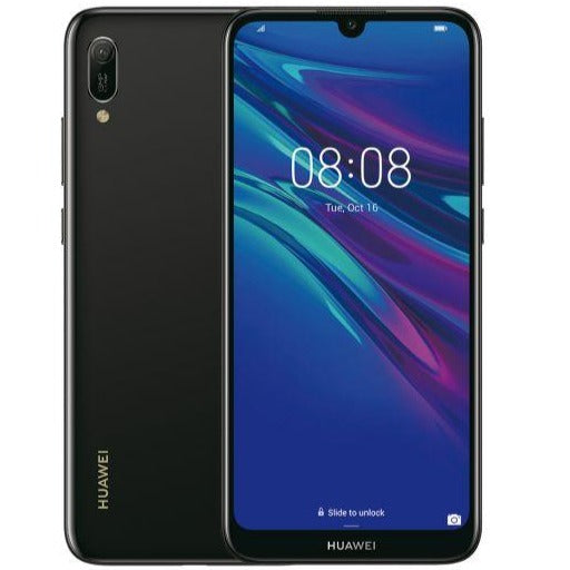 Huawei Y5 (2019) (16GB, Single Sim, Black, Local Stock)-Smartphones (New)-Connected Devices