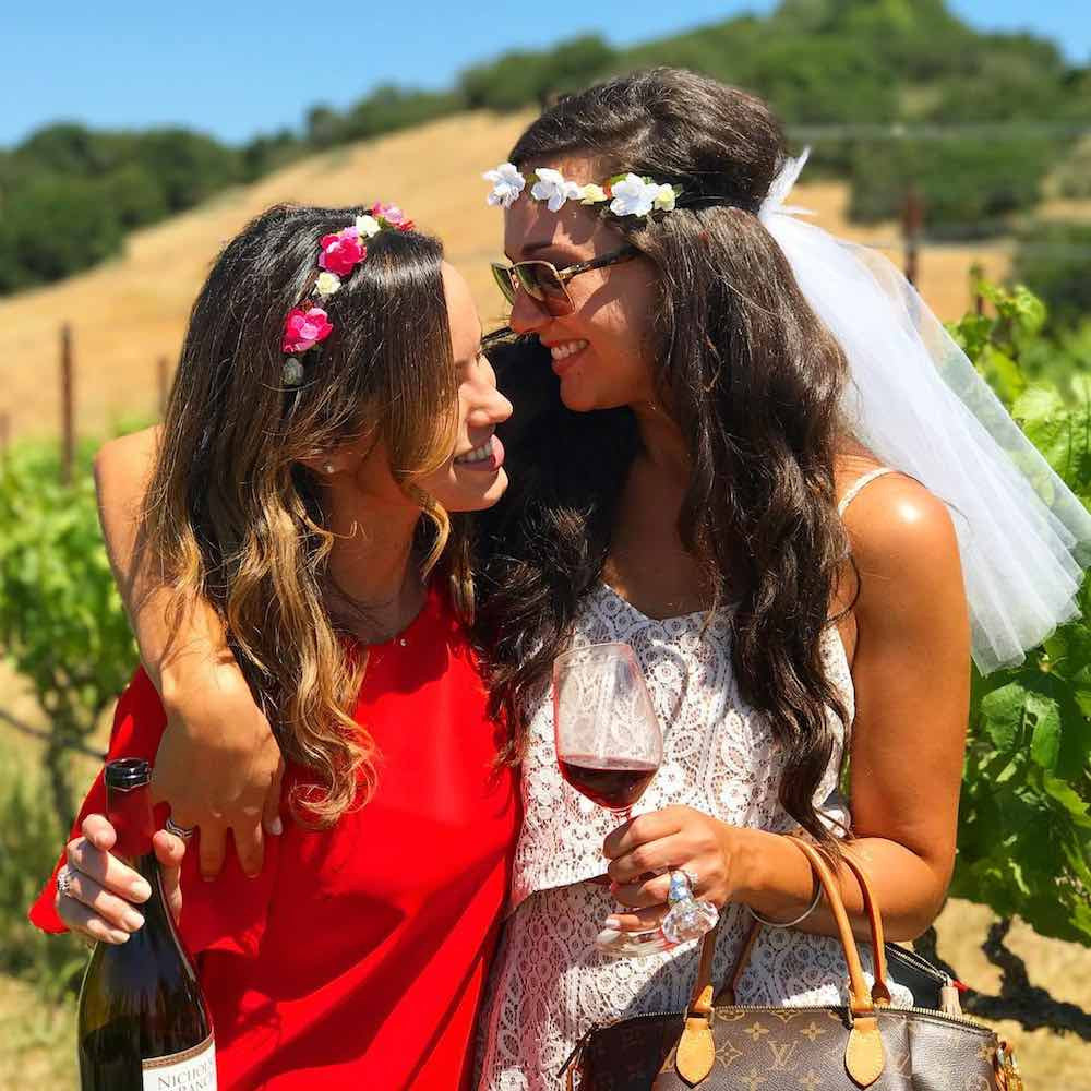 Napa Valley Bachelorette: You Can't Sip With Us
