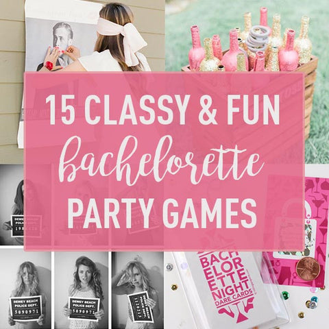 15 Classy Fun Ideas For Bachelorette Party Games Stag Hen
