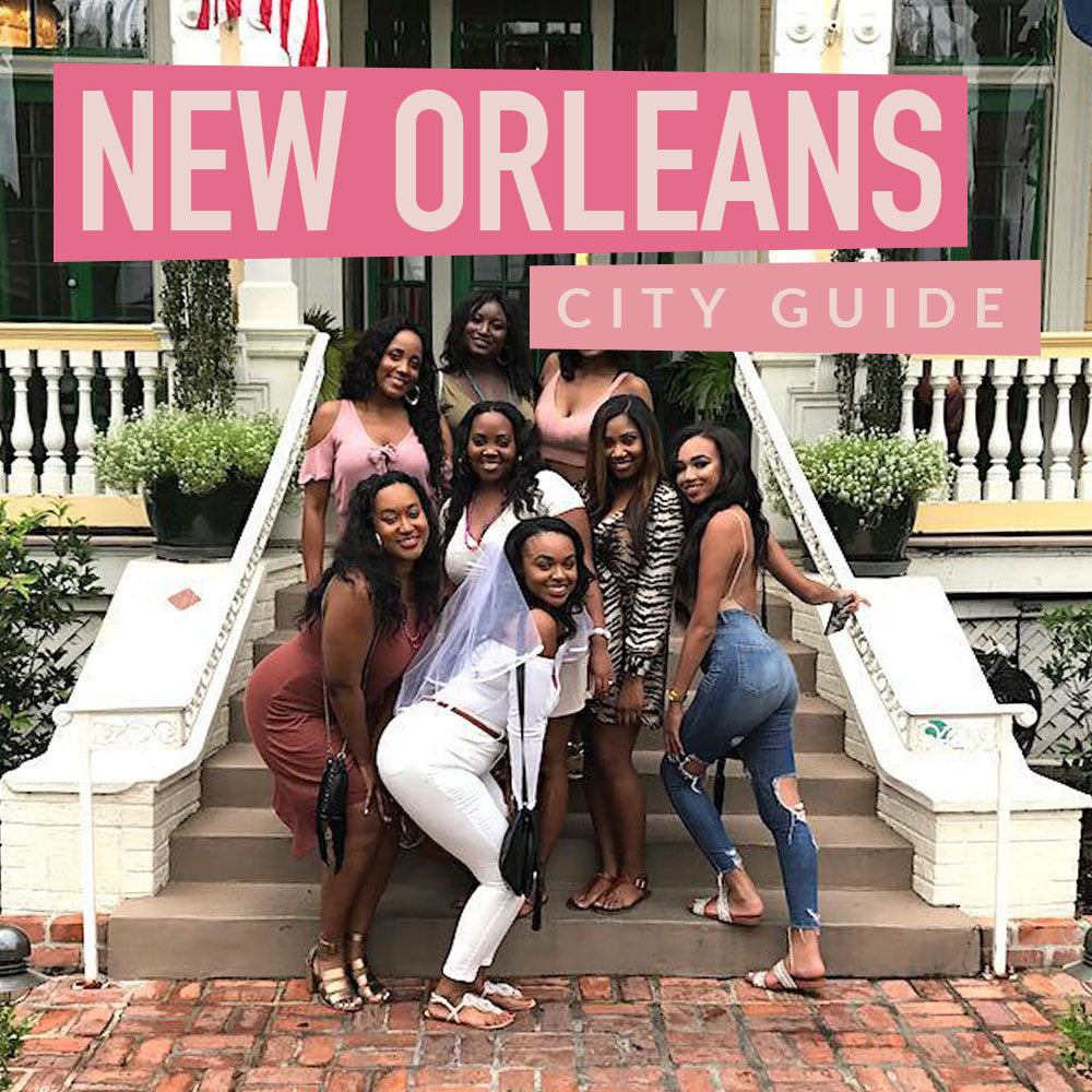 The Perfect Itinerary for a New Orleans Bachelorette Party