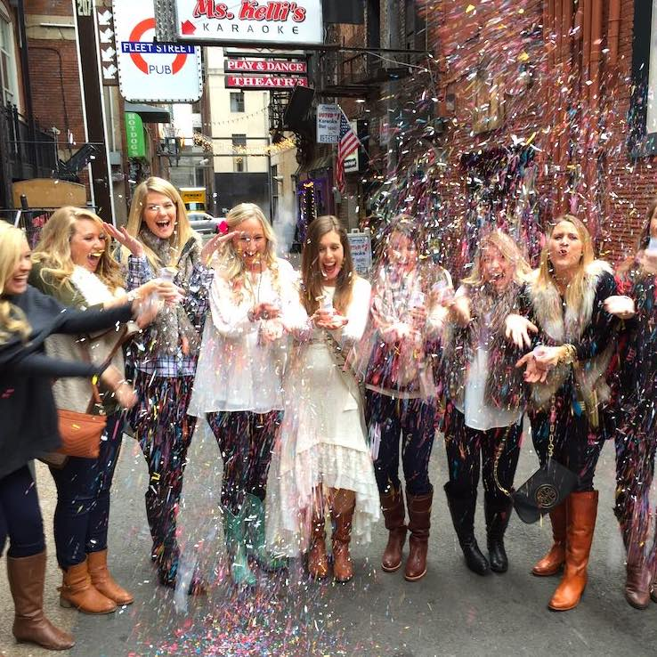 Nashville Bachelorette: Celeb Spotting & Bar-Hopping