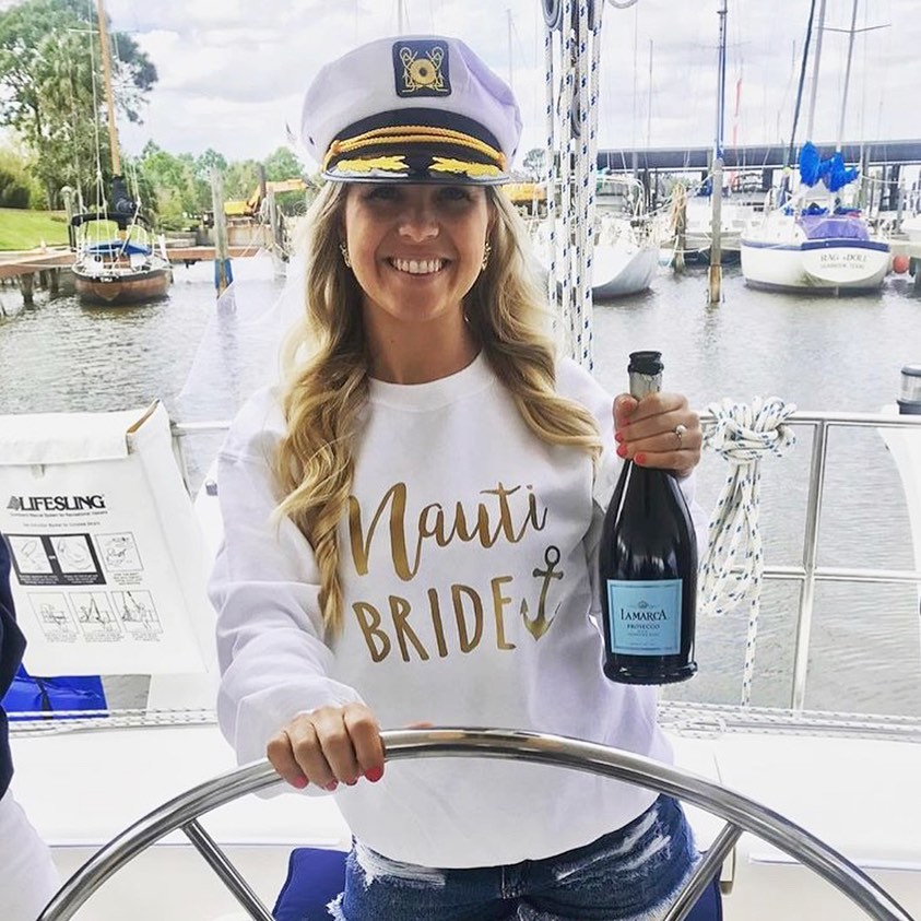 Houston Bachelorette Party: Booze Cruise & Frosé in the HTX