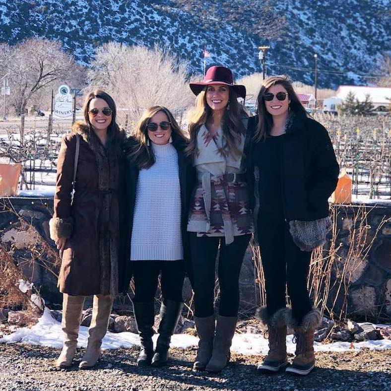 Santa Fe Bachelorette: Hiking & Wine Tasting