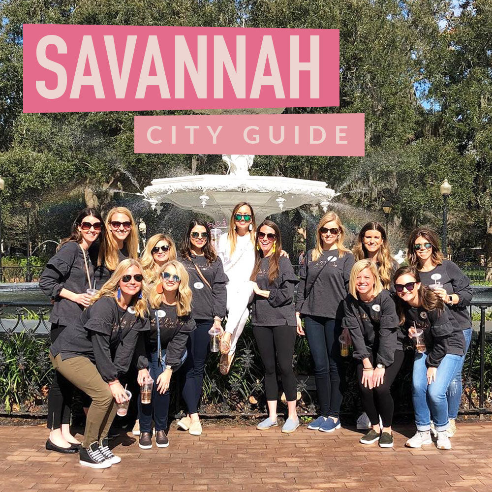 Savannah Bachelorette Party Guide