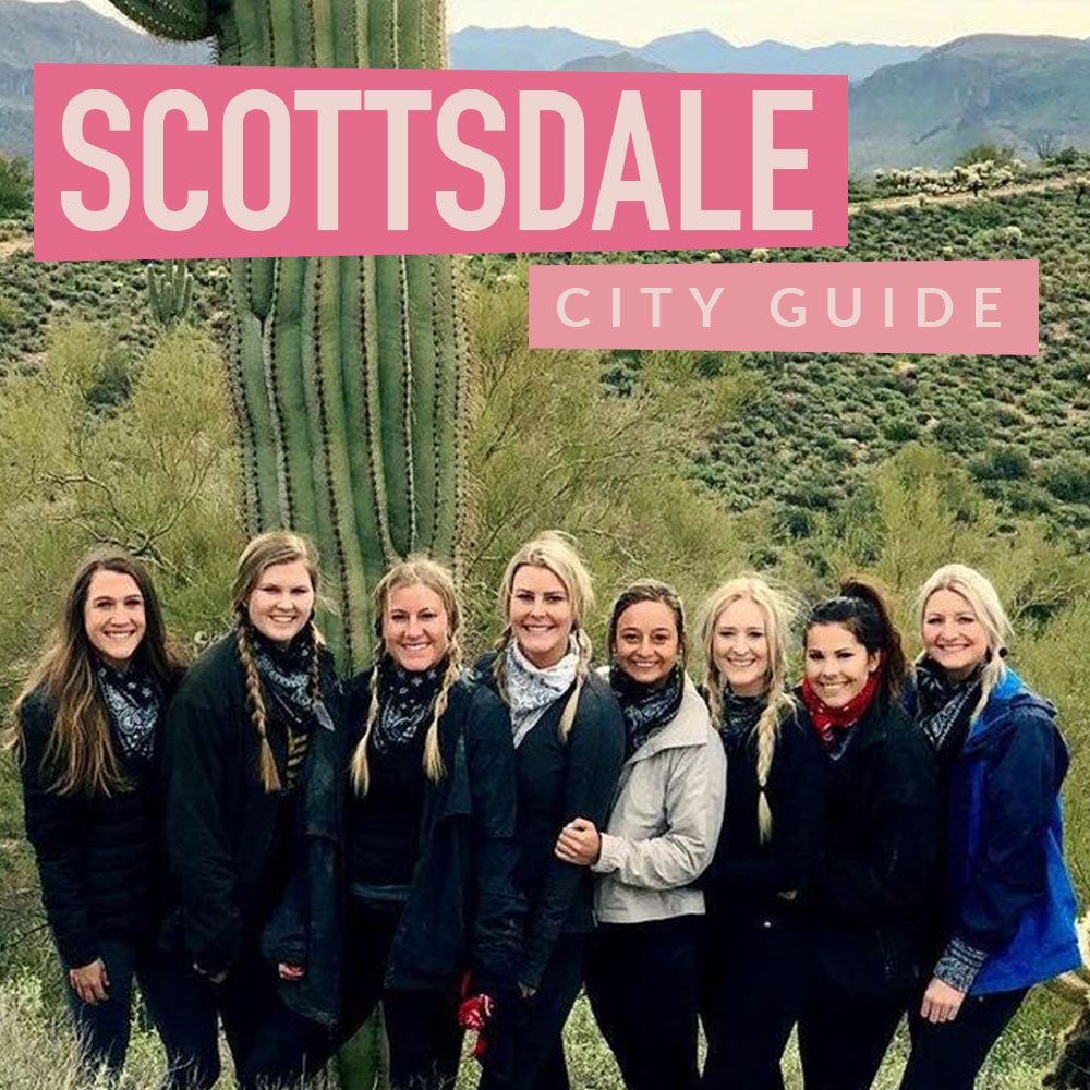 The PERFECT Scottsdale Bachelorette Party Itinerary | Stag & Hen